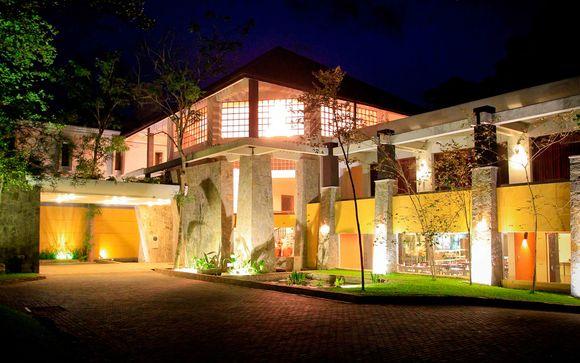 Grand Udawalawe Safari Resort 4*