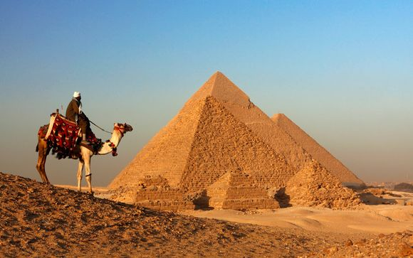 Egipto El Cairo - Egipto Espectacular con Abu Simbel con Mena House 5* desde 924,00 €