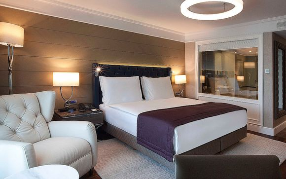 Radisson Blu Hotel Sisli 5*