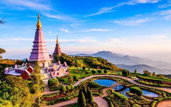 Circuito privado por el norte y relax en Phuket con vuelos