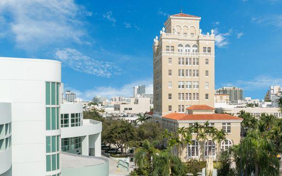 Washington Park Hotel South Beach 4* (solo opción 2)
