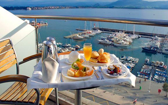 5* con clase en Santander  en Voyage Prive por 63€
