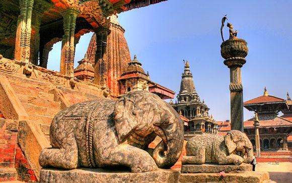 Nepal: Paisajes del Himalaya y Legados de Buddah 7 noches
