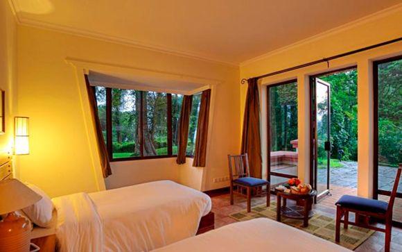 Hotel Gokarna Forest Resort ***** - Katmandú, Nepal