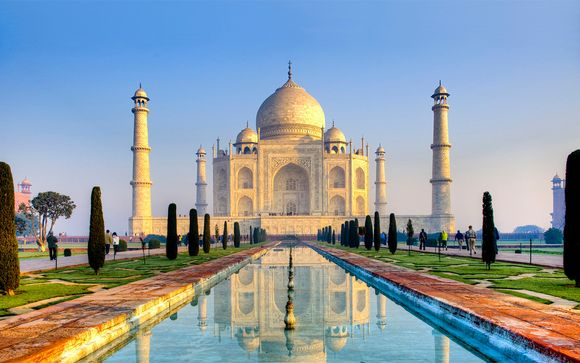 India Delhi - Las Perlas de la India desde 1.143,00 €