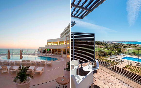 Combinado On Hotels Oceanfront 4* y Onyria Palmares 5*
