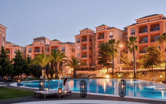 El Hotel AMA Andalusia Health Resort 4* le abre sus puertas