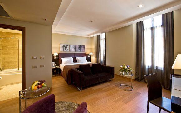 El Hotel Eurostars Roma Aeterna 4* le abre sus puertas