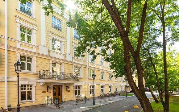 Garden Street Hotel 4*