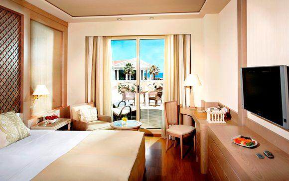 Las Arenas Balneario Resort 5* GL le abre sus puertas