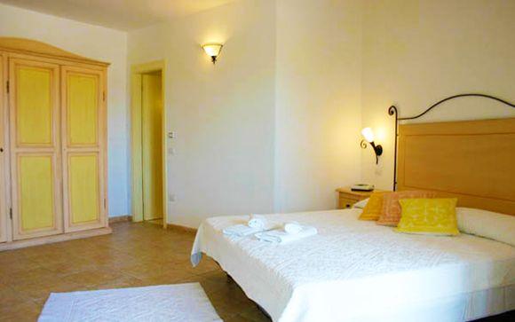 El Hotel Club Li Graniti le abre sus puertas