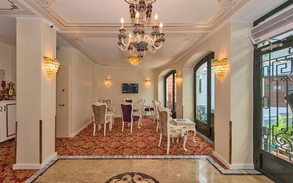 By Murat Hotels - Galata le abre sus puertas