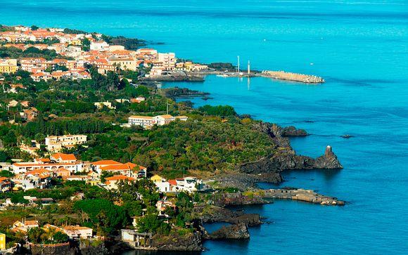 San Biagio Resort 4* Acireale Italia en Voyage Prive por 88.00 EUR€