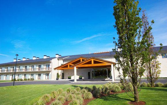 El Hotel Spa Attica 21 Villalba 4* le abre sus puertas