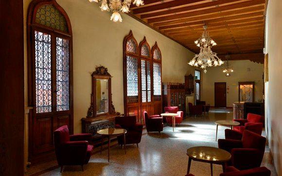 El Hotel Gabrielli le abre sus puertas
