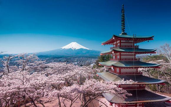 Maravillas de Japón