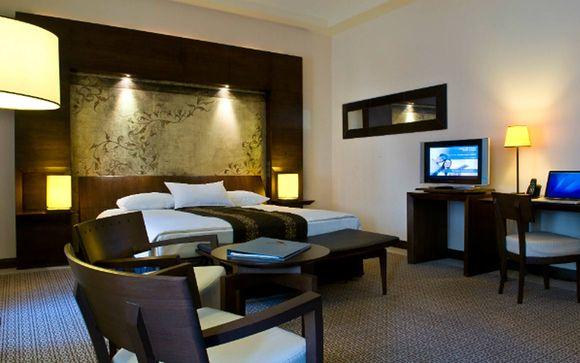 El Hotel Mamaison Le Regina 5* le abre sus puertas