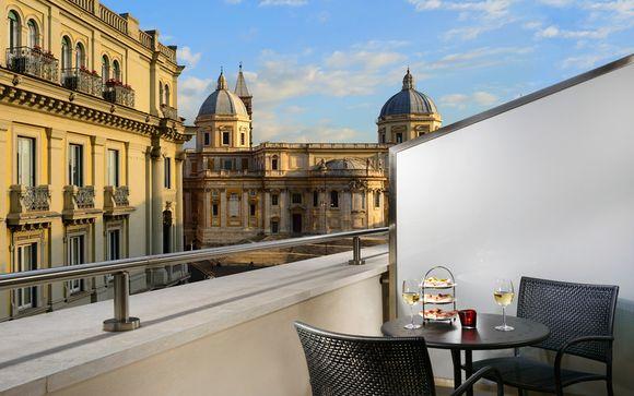 Hotel Commodore 4* con Voyage Prive en Roma Italia