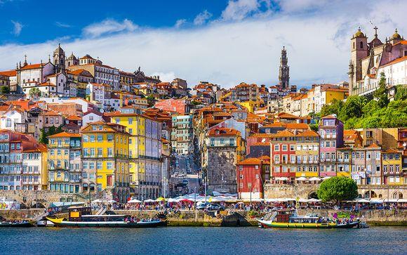 Apartamento familiar en el corazón de Oporto
