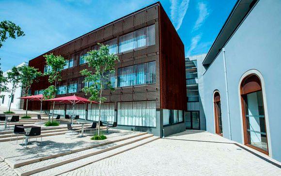 El Hotel Pestana Cidadela Cascais le abre sus puertas