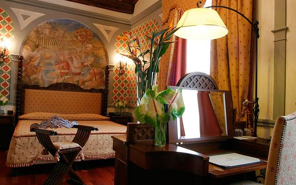 El Hotel Boscolo Astoria le abre sus puertas