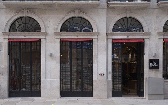 The House Ribeira Porto Hotel le abre sus puertas