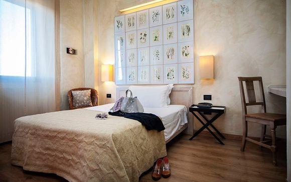 El Executive Suite Hotel 4* le abre sus puertas