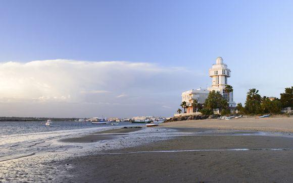 Apartamentos AirBeach Isla Cristina con Voyage Prive en