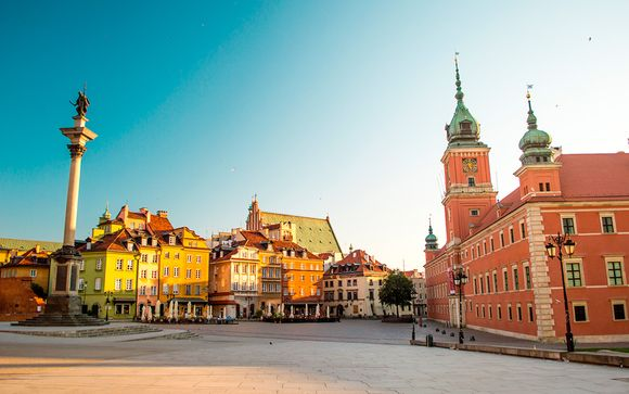Varsovia le espera