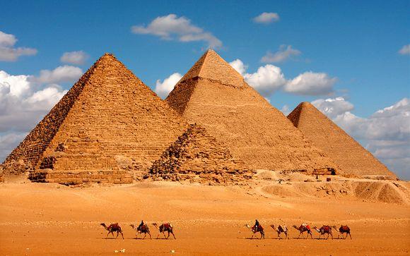 Egipto El Cairo - Descubre Egipto con Mena House 5* desde 812,00 ? con Voyage Prive en El Cairo Egipto