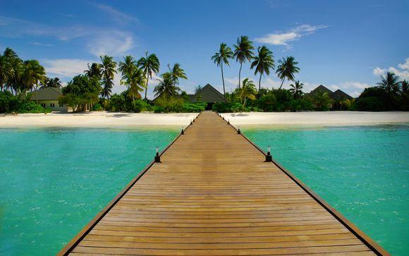 Maldivas Addu – Canareef Resort 4* desde 1.699,00 ? Addu Maldivas en Voyage Prive por 1699.00 EUR€