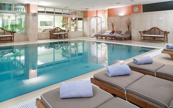 Italia Roma - Crowne Plaza St. Peter's Hotel &amp Spa 4* desde 125,00 ? con Voyage Prive en Roma Italia