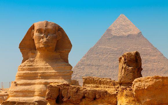 Egipto El Cairo - Descubre Egipto con Hotel Marriot 5* desde 812,00 ? con Voyage Prive en El Cairo Egipto