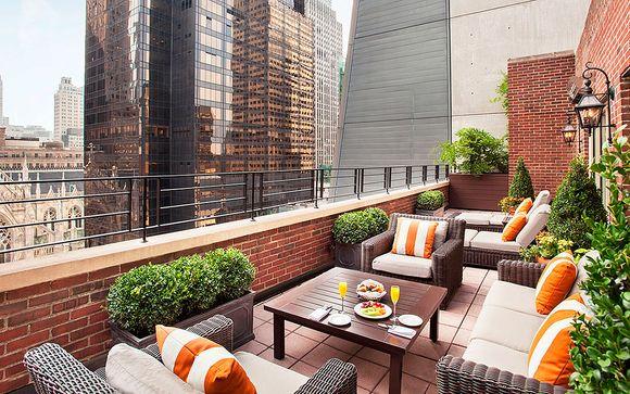 Estados Unidos Nueva York - Omni Berkshire Place 4* desde 625,00 ? con Voyage Prive en Nueva York Estados Unidos