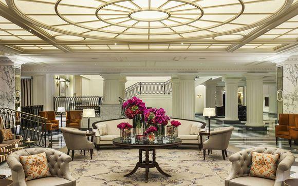 Estados Unidos Nueva York - InterContinental New York Barclay Hotel 4* desde 715,00 ? con Voyage Prive en Nueva York Estados Unidos