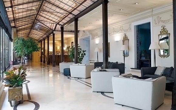 Italia Florencia – Hotel NH Anglo American 4* desde 75,00 ? Florencia Italia en Voyage Prive por 75.00 EUR€