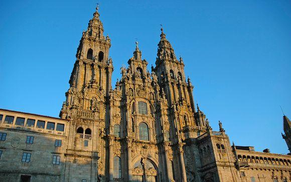 Santiago de Compostela te espera