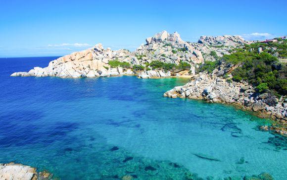 Italia Baja Sardinia Hotel Airone 4* desde 113,00 €