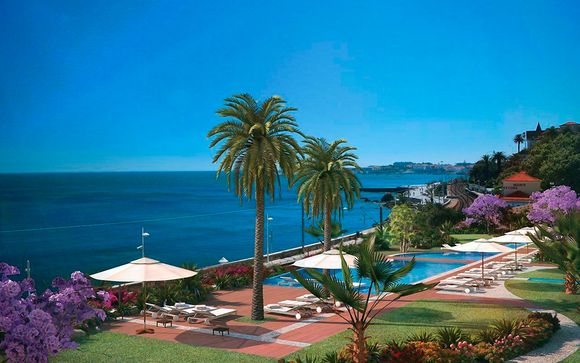 Portugal Estoril Intercontinental Estoril 5* desde 144,00 €
