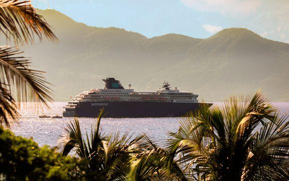 Crucero de 7 noches por Islas del Caribe