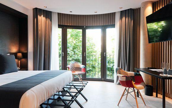 España Arenys de Mar  Vila Arenys Hotel 4* desde 80,00 €