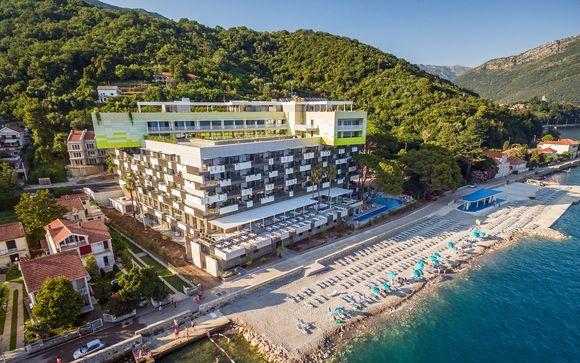 Montenegro Bijela Hotel Park Bijela 4* desde 117,00 €