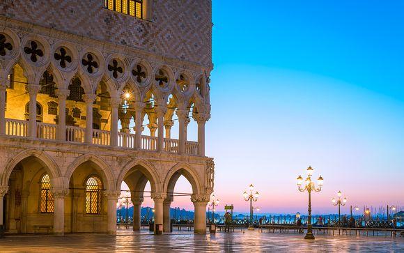 Italia Venecia menos Hotel Amadeus 4* desde 107 00 euros