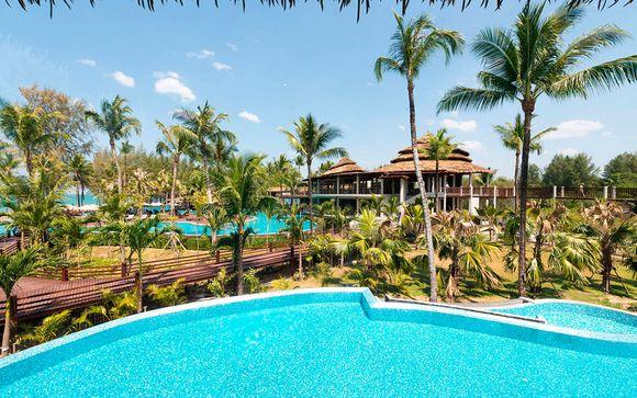 Tailandia Khao Lak - The Haven Khao Lak 5* desde 929,00 €