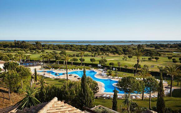 Huelva  Precise Resort El Rompido - The Club 4*