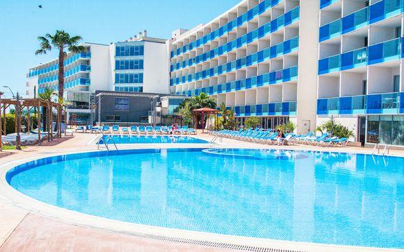 Comarruga Hotel Nuba Comarruga 4*