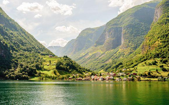 Noruega Stavanger Fiordos al completo con 1 noche en Oslo desde 1.345,00 €