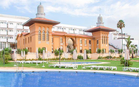 Mojácar ALEGRIA Palacio Mojacar 4*