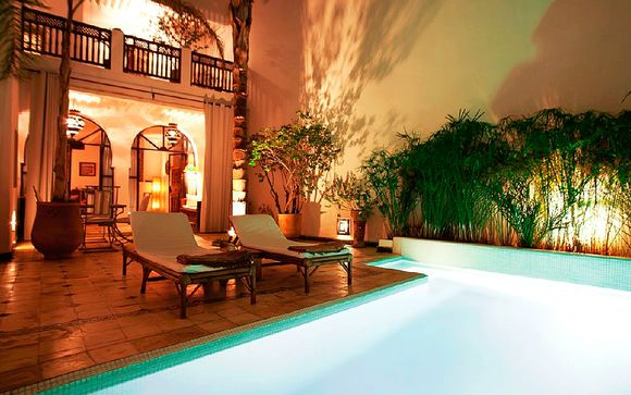 Marruecos Marrakech Riad Alma desde 122,00 €