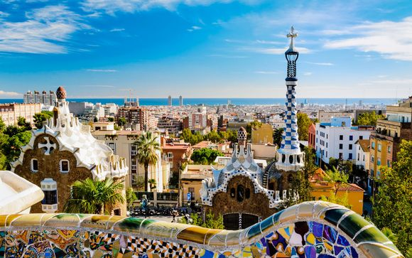 Barcelona Ilunion Bel Art 4*